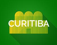 Brazil 2014 Host Cities - Curitiba