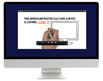 American Water Culture Survey Video