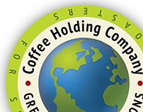 Coffee Holding Company logo redesign
