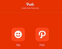 Path UI Sound Design
