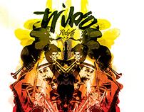 TRIBE ALBUM ART