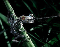 Tag Heuer 'Frog'
