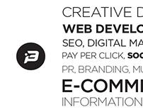 i3media Business & Advertising Cards