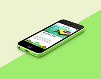 Storetown iPhone App Concept
