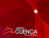 AIESEC Cuenca // Brand