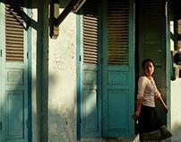 Laos. Colors of quietness.