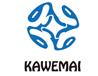 KAWEMAI (HJWORKS INC, Import/Export Part of Logo