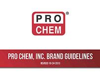 Pro Chem Brand Guidelines
