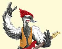 Rocking Birds