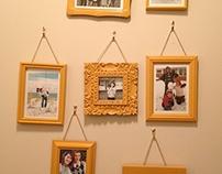 Mismatched Frame Display