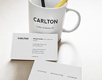 Carlton Architecture Branding