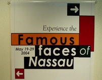 The Famous Faces of Nassau