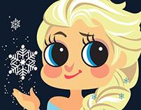 Let it go. Elsa.