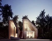 Beach Villa Design