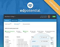 Dashboard - Web Application Concept Design