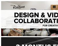Design & Video Collaboration PR-Codes