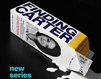 "MTV's ""Finding Carter"" Key Art"