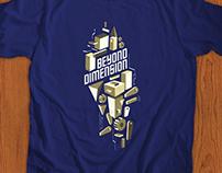College event Tshirt design