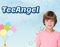 TeenAngel Banner Design