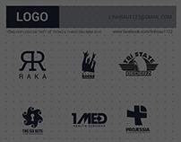 Tổng hợp logo đã thiết kế 6 tháng đầu năm 2014