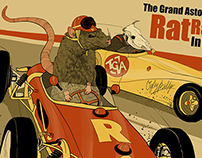 "The Grand Astoria ""Rat Race in Belgium"""
