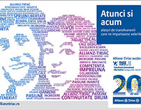Allianz-Țiriac & TIFF 2014 (TVC & Radio & OOH & Print)