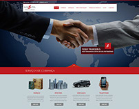 Alfa Cobranças - Responsive web site