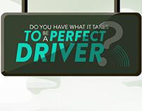#DriveSihat #DriveSelamat - Petronas Campaign