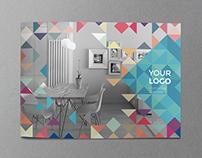Minimal Colorful Brochure