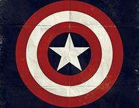 Marvel Minimalist Posters