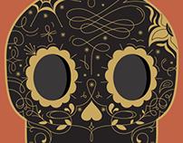 Dia de Los Muertos Illustration