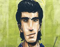 Andres Escobar Card Game KAMPION