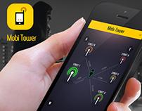 Mobi Tower iOS App Concept