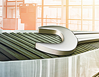 Toyota SAS airport signs