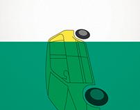 Drishyam Minimalistic Poster