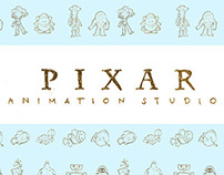 Pixar Studios (Unofficial) Adobe Flash Project