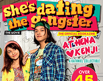 She's Dating The Gangster - The Official Bookazine