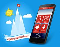 Explore Switzerland Android App