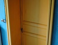 Yellow Doors.