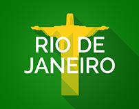 Brazil 2014 Host Cities - Rio de Janeiro