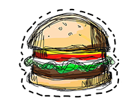 it's all about burger