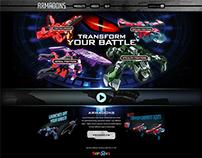 Armadons Website