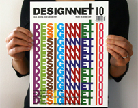 Designnet Magazine Cover