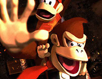 E3 BR Collab - Donkey Kong