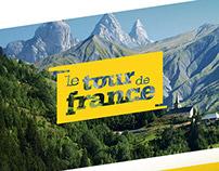 le Tour de France – Logo Redesign Concept