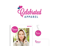 Celebrated Apparel Branding