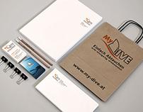 Corporate Design  MyDive