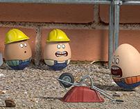 EggWak - The Hard Hat
