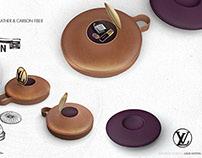Air Mattress +Pillow Bag Louis Vuitton