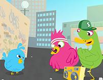 Coop Obs - Birds